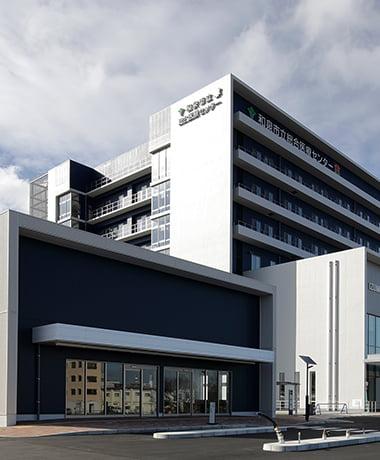 和泉市立総合医療センター外観
